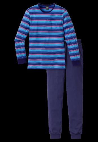 Schlafanzug blau